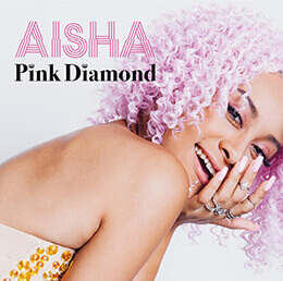 2nd.album「Pink Diamond」